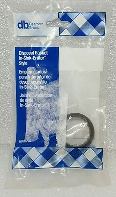 DEARBORN BRASS  Disposal Gasket For In-Sink-Erator®  Model #HD2672C