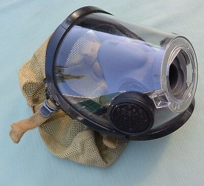 Scott AV-3000 AIR MASK Respirator SCBA Firefighter (size: S, M,L)