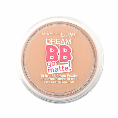 Maybelline Dream BB Go Matte 10 in 1 Cream - Powder Foundation Medium
