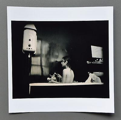 Harry Gruyaert Signed Magnum Archival Photo Print 15x15cm Ex Girlfriend Tub 1966