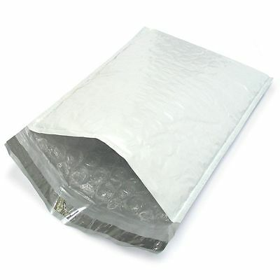 "100 #5 10.5x16 Poly Bubble Padded Mailers Envelopes Case Supplies 10.5""x16"""