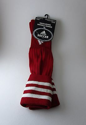Adidas Soccer Youth Womens' Sizes 5-10 Copa Sock Red