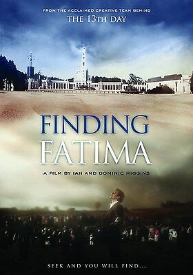 FINDING FATIMA: From The Producers of The 13th Day  DVD