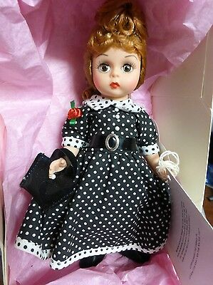 """Madame Alexander 8"""" Doll - FAO LUCY from I LOVE LUCY"""