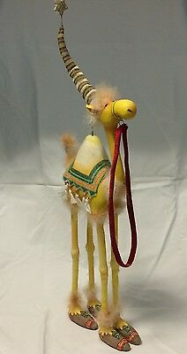 Whimisical Camel figurine