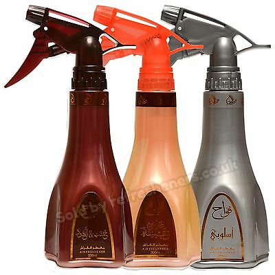 NEW! Fawwah Clothes  Fabric Sprays Air Fresheners: Oudh & More ALCOHOL FREE
