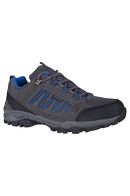 Mountain Warehouse Path Waterproof Mens Walking Shoes