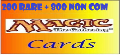 Grande Lotto: 1000 Carte Di Magic The Gathering Mtg Common