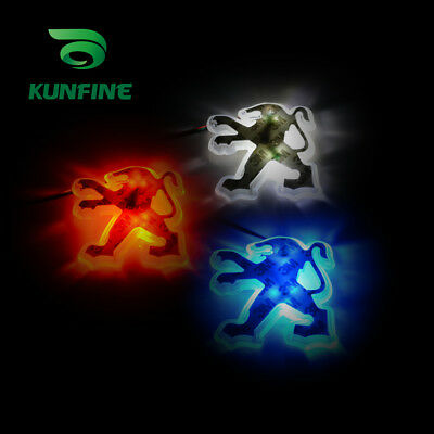 HOT brand new multi-Colors Car led emblem led mark car led logo for VW BORA 2008