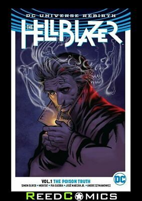 HELLBLAZER VOLUME 1 THE POISON TRUTH GRAPHIC NOVEL Paperback Collects (2016) 1-6