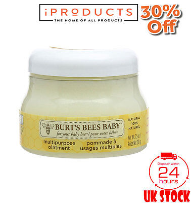 Burt's Bees Baby Bee Multipurpose Ointment, 210g