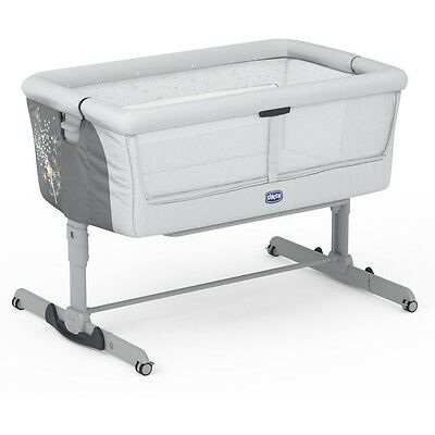 Chicco Next2Me Dream Bed Side Crib Cot Baby Bed Brand Delicacy  New Boxed