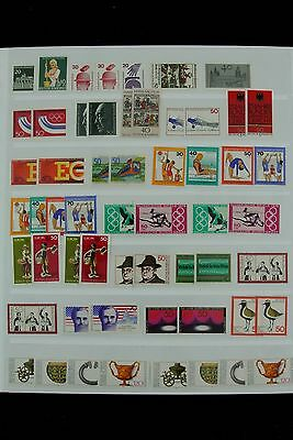 Lot 26941 Collection MNH stamps of Western Europe.