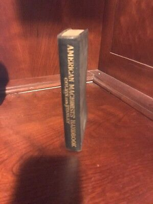 American Machinists' Handbook  Colvin and Stanley Third Edition 1920