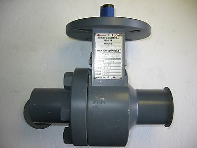 "Array Accuseal 600# 1-1/2"" Socket Weld Ball Valve 1.50-CSV1.5-600# SW"