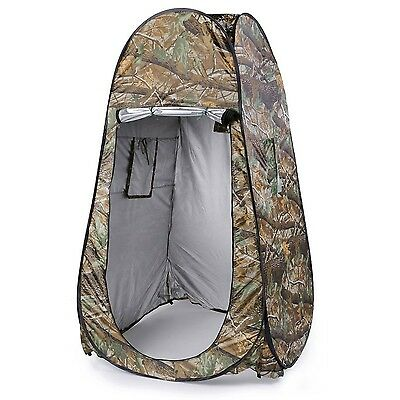 OUTAD Changing Room Tent Pop up Pod Outdoor Camping Beach Toilet Shower Priva...