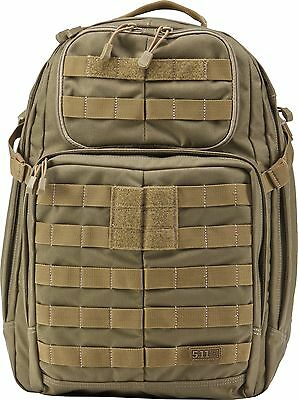 5.11 Tactical Series Rush 24 Tactical Backpack Sandstone