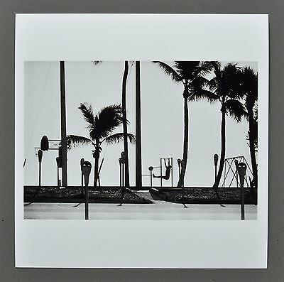 René Burri Printsigned Magnum Archival Photo Print Fort Lauderdale 1966 Cold War