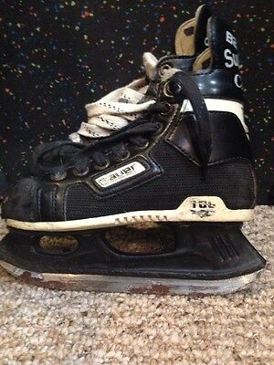 Bauer Supreme Classic 100 Skates, Size Youth 11.5
