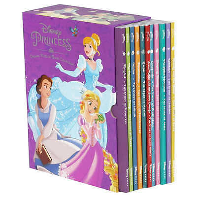 Disney Princess Deluxe Picture Book Collection: 11 Book Box Set NEW!