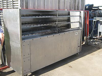 BBQ Brazilian Large Commercial Cleaned & Serviced, Rentable
