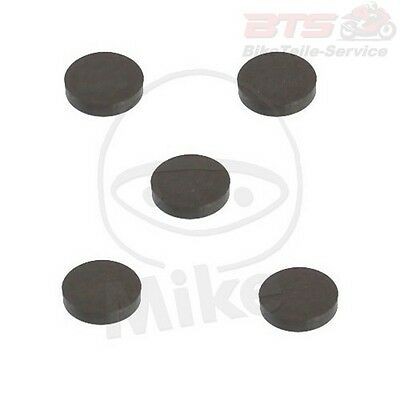 Ventilshim 7.5 mm 2.625 JMP 7470929 valve shim 7.5mm Suzuki-AN,Burgman Executive