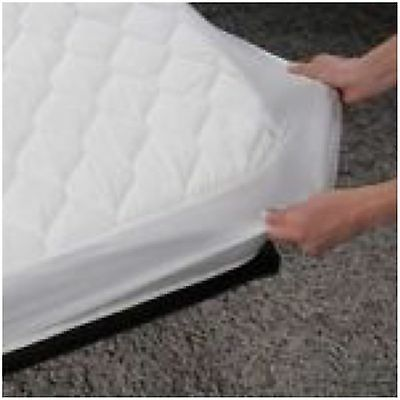 New WATERPROOF King BED MATTRESS PROTECTOR COVER SHEET BED WETTING SOFT VINYL