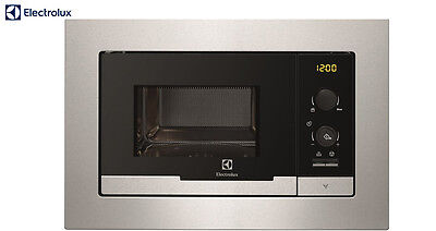 Electrolux EMS20107OX Built-In Stainless steel Microwave 20L ,800W Brand New!!!