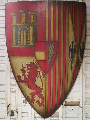 Antique family Shield – Austrian and Spanish