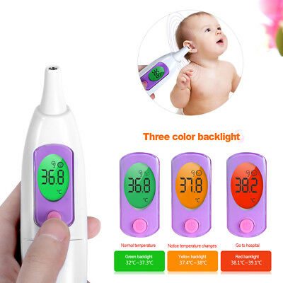 Diagnostic-tool Digital Quick accurate INFRARED EAR THERMOMETER Body Temperature