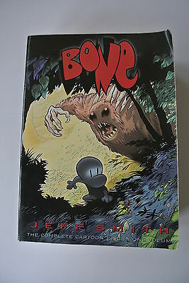 Bone Jeff Smith Complete Cartoon Epic in One Volume 9781888963144 2004