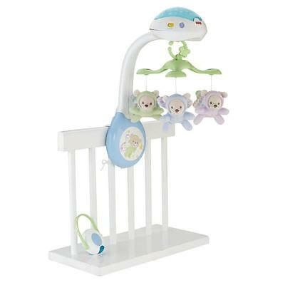 Fisher Price CDN41 3in1 Traumbärchen Mobile NEU