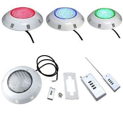 12V RGB 5 Colours Underwater 558LED Swimming Pool Light & Remote Control