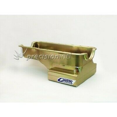Canton Racing Products 15-610 FRONT SUMP/STREET T OIL PAN SUITS FORD 302W V8