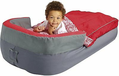 ReadyBed 2in1 Cot Toddler Airbed Travel Portable Child Bed Inflatable 140x75cm