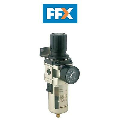 Sealey SA206FR Air Filter/Regulator Max Airflow 140cfm