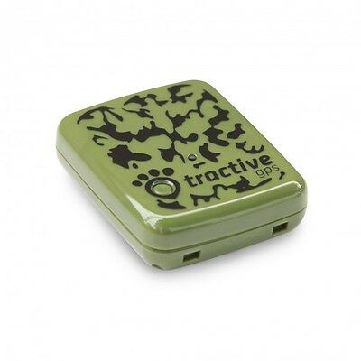Tractive GPS Pet Tracker Jagd  Edition Camouflage (LIMITED) BWare wie neu