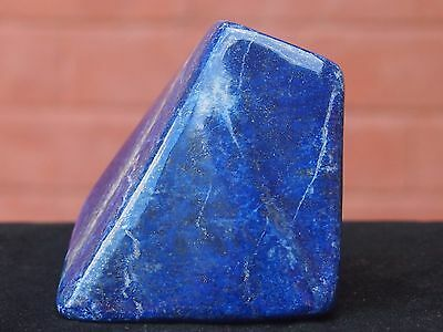 Polished Lapis Lazuli from Afghanistan. 265 grams.