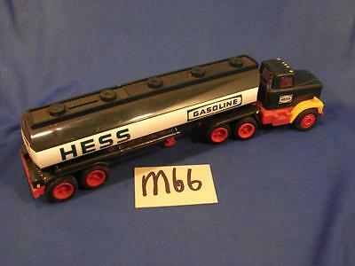 M66 Vintage 1984 Hess Oil Toy Tanker Truck Bank