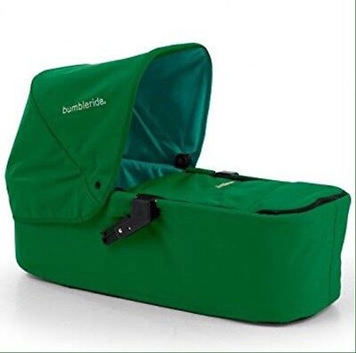 New In Box Bumbleride Indie Carrycot Papyrus Green