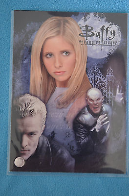 Buffy Premium Trading cards Season 4 promo card SFX-2