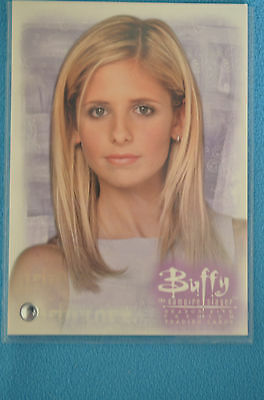 Buffy Premium Trading cards Season 5 promo card BL-4