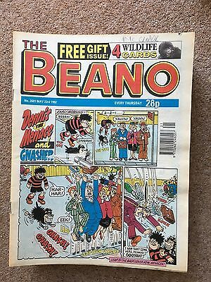 Beano Comics 1992 complete with Free UK postage or reediest price if collected