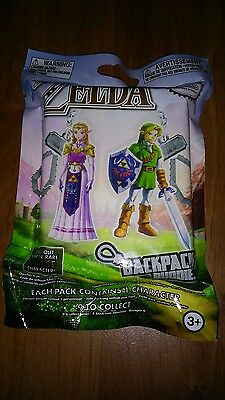 The legend Of Zelda Backpack Buddies -Blind Bag