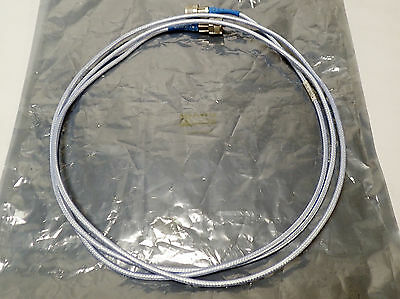 Huber + Suhner Sucoflex 104 Male Type N To Male Type N Rf Cable