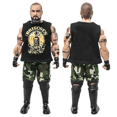 Ring of Honor Wrestling Action Figures Series 1: Jay Briscoe [Loose Factory Bag]