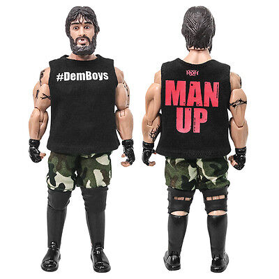 Ring of Honor Wrestling Action Figure Series 1: Mark Briscoe [Loose Factory Bag]