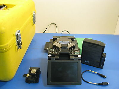Fujikura FSM-50S, Core Alignment Fusion Splicer - 1 Year Warranty