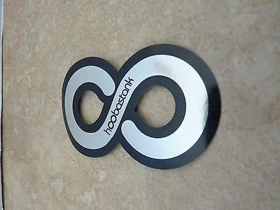 "Hoobastank RARE Luggage 4"" Sticker PROMO 2006"