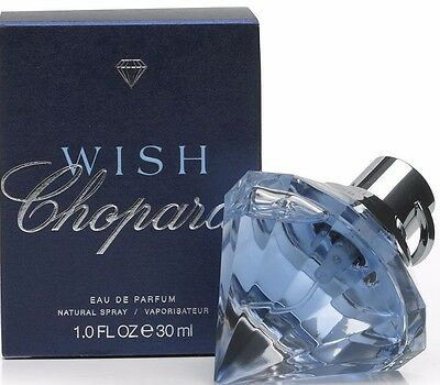 WISH -  Chopard 30ml Eau De Parfum Spray EDP Womens Perfume 100% Genuine NEW